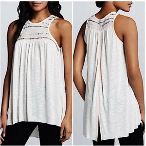 Free People Electric Light Sequin Tank Top